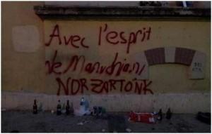 Le groupe arménien Nor Zartonk d'Istanbul se revendique de l'esprit de résistance   de Missak Manouchian.